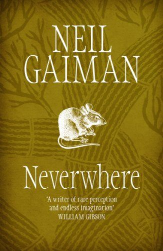 Neverwhere Neil Gaiman