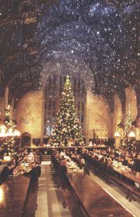 hogwarts christmas