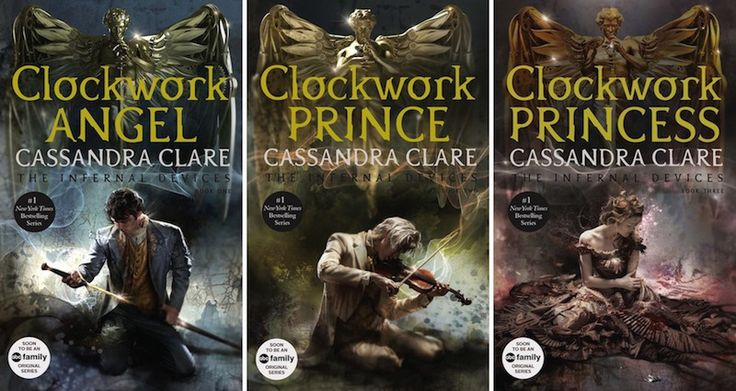 infernal devices covers