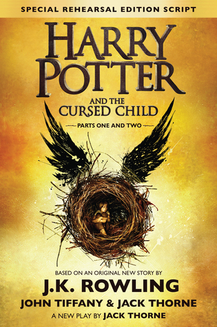 Harry Potter and the cursed child John Tiffany Jack Thorne JK Rowling