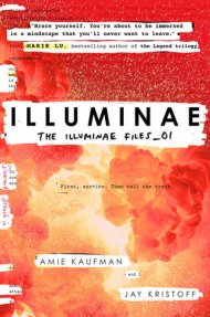 Illuminae Amie Kaufman Jay Kristoff