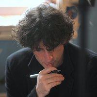 Author Neil Gaiman