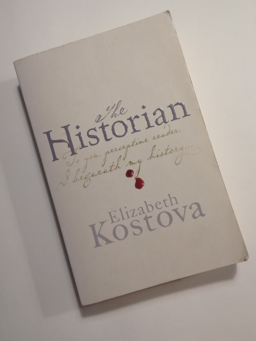 buy books The Historian Elizabeth Kostova