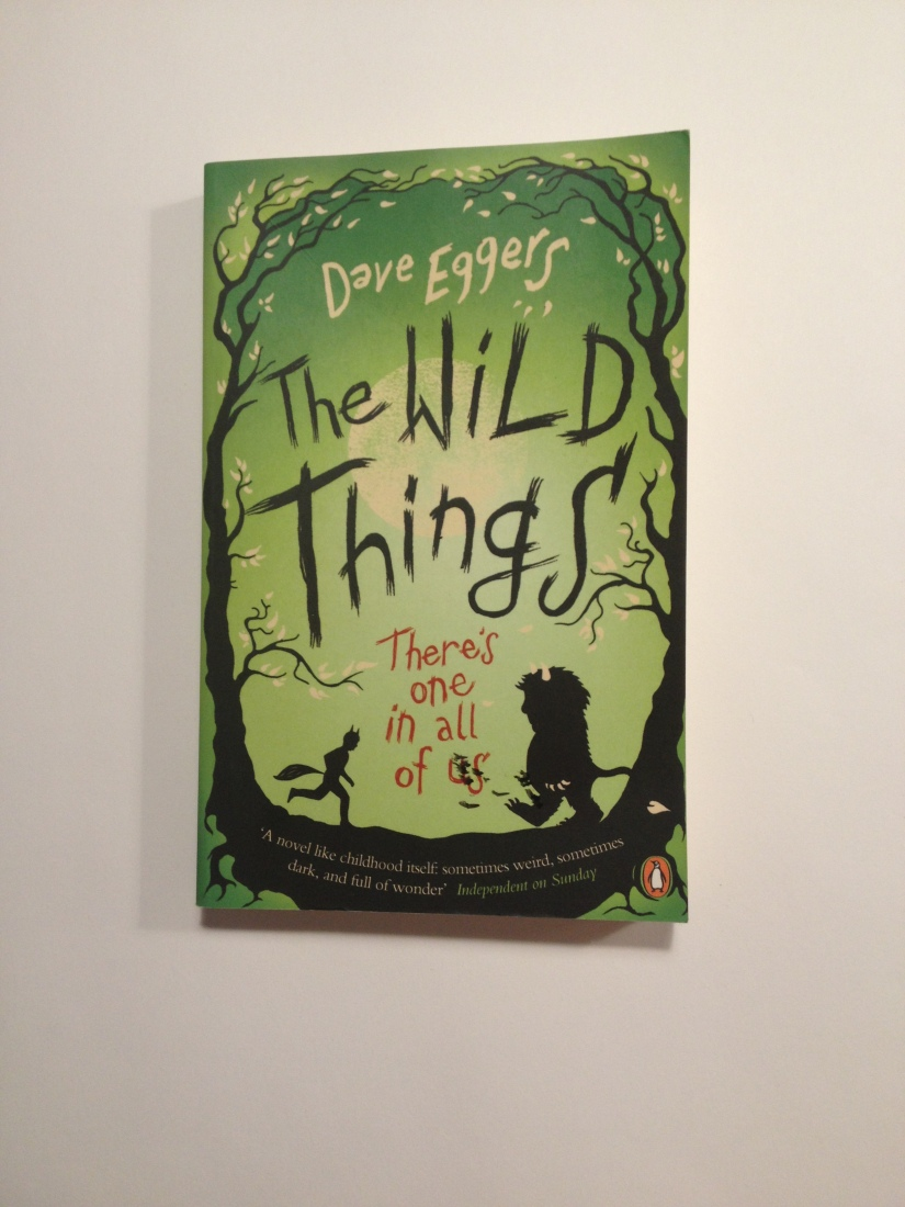 buy books The Wild Things Dave Eggers