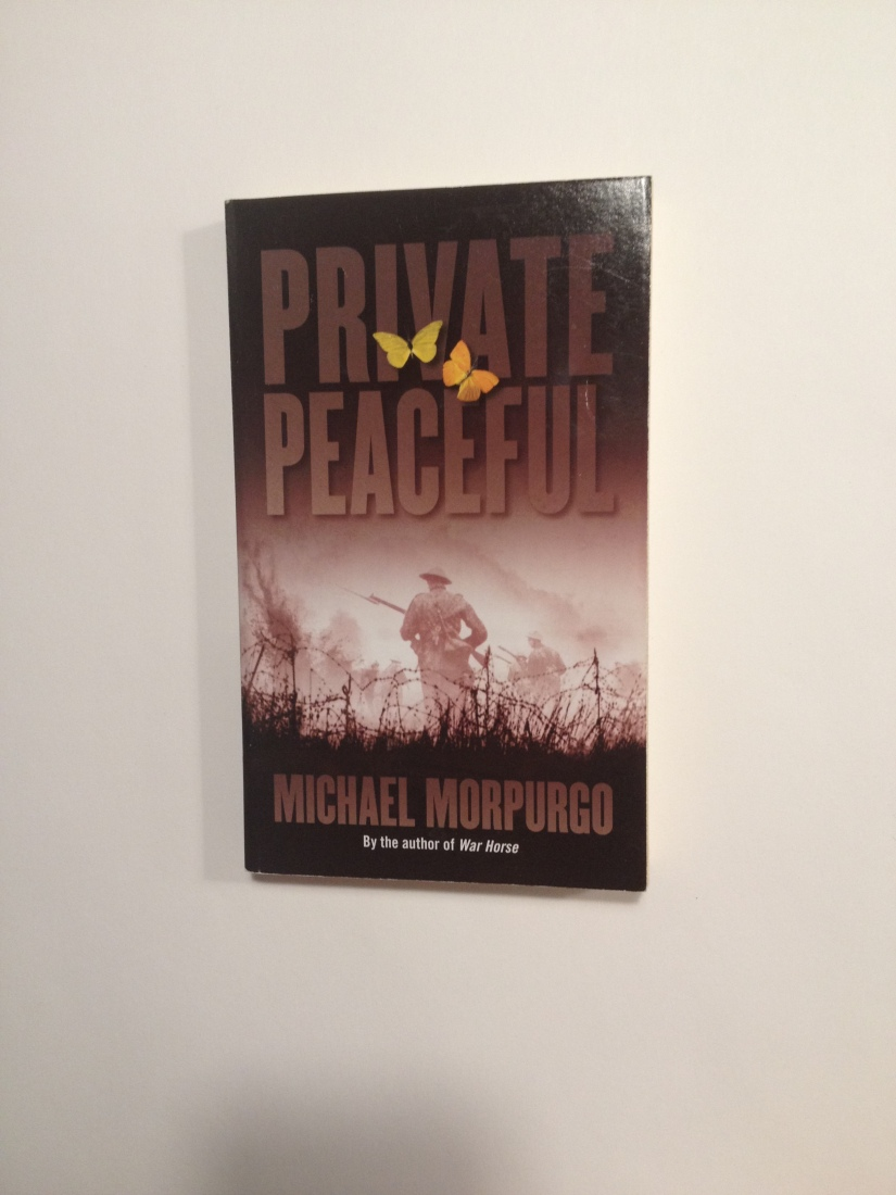 buy books Private Peaceful - Michael Morpurgo