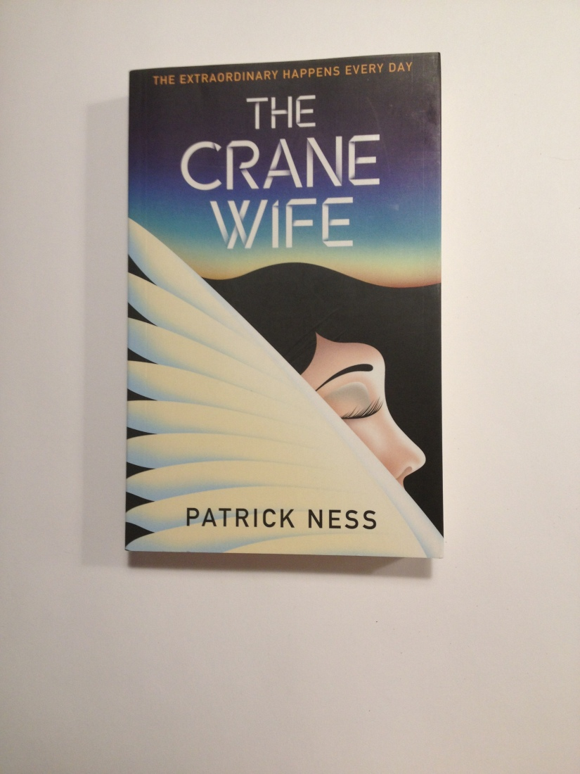 buy books The Crane Wife - Patrick Ness