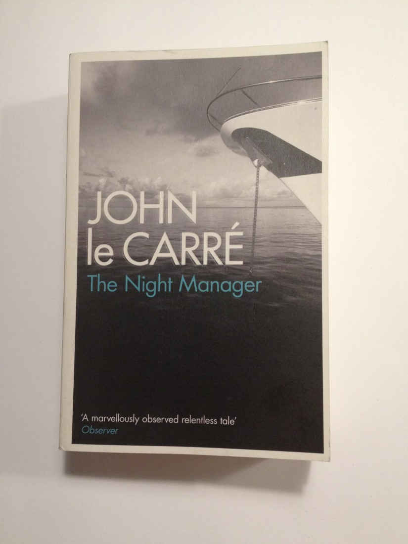 buy books The Night Manager - John le Carré