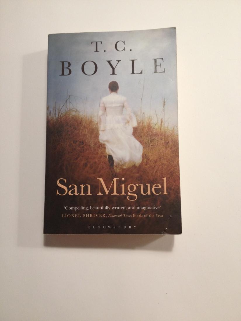 buy books San Miguel TC Boyle