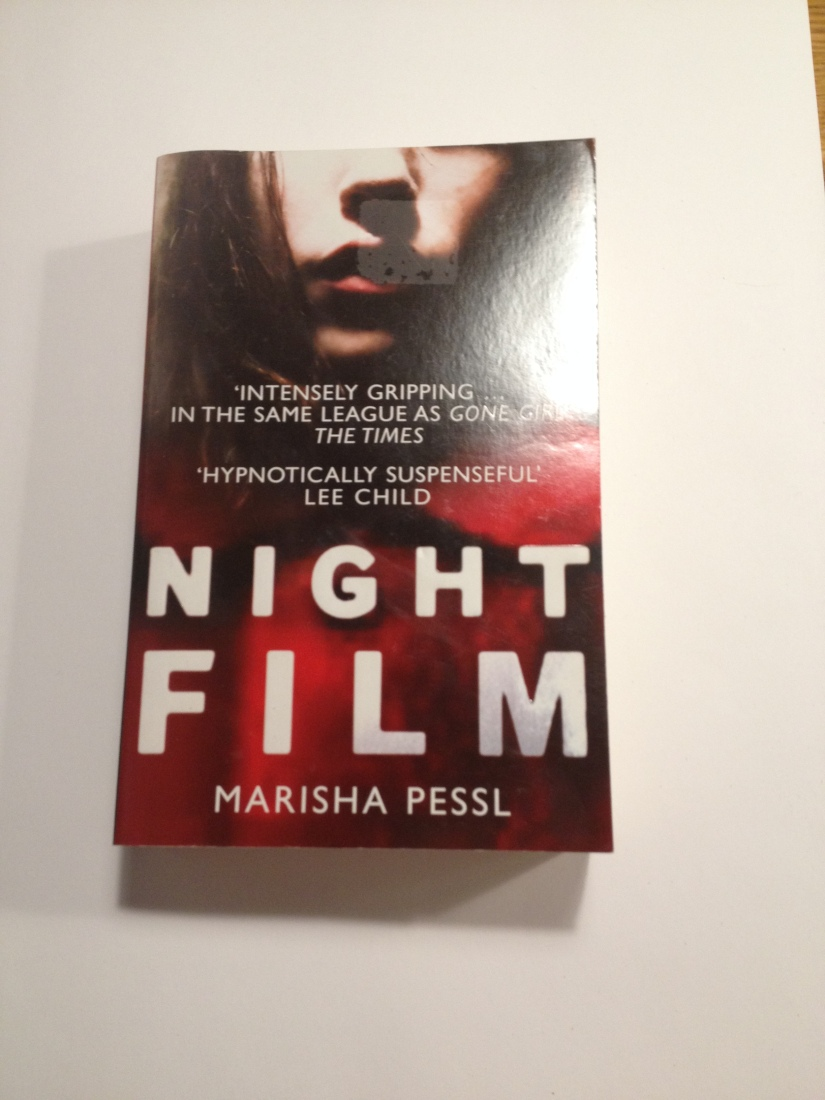 buy books Night Film - Marisha Pessl