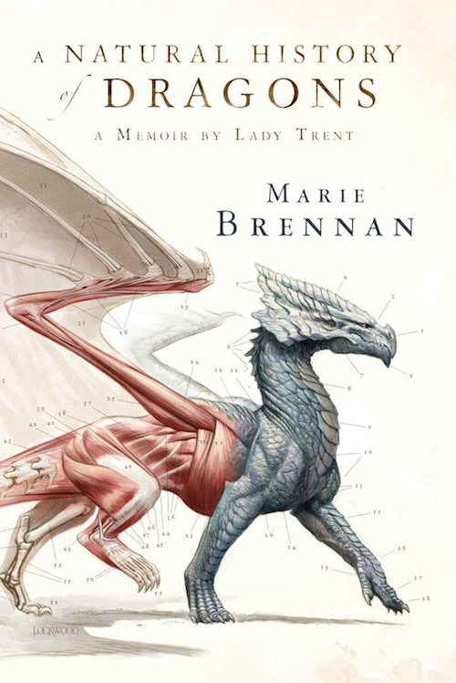 a natural history of dragons lady trent marie brennan