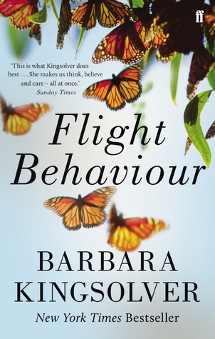 climate change flight behavior barbara kingsolver