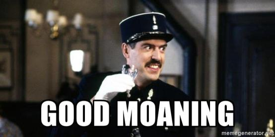 good moaning allo allo
