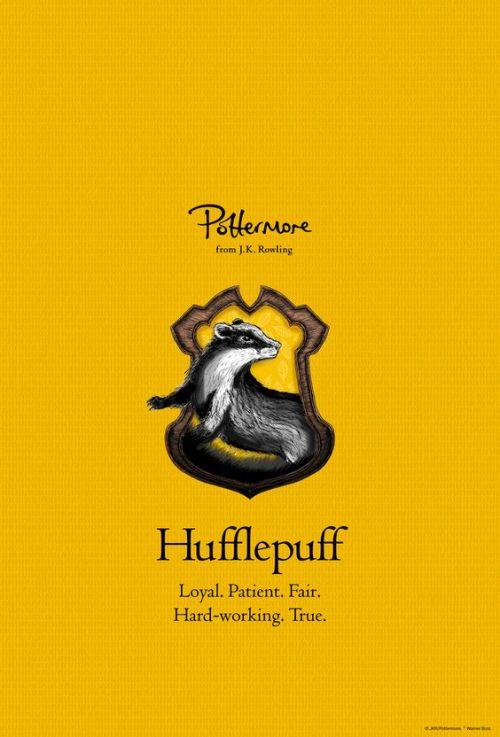 hufflepuff books