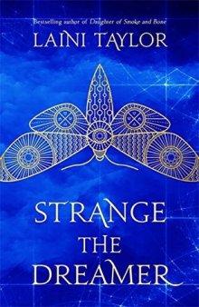 book review strange the dreamer laini taylor