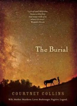 the burial courtney collins