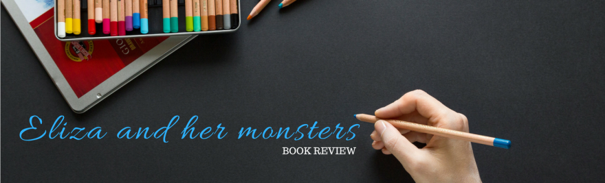 book review book blogger eliza and her monsters francesca zappia
