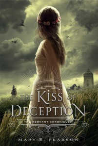 The kiss of deception mary e pearson book review recommendation ya fantasy