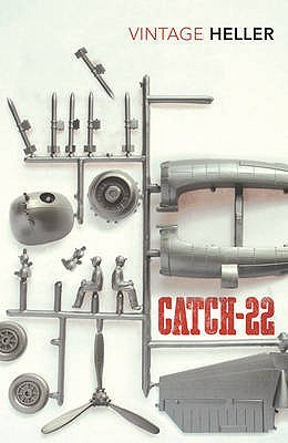 catch 22 joseph heller book review cover