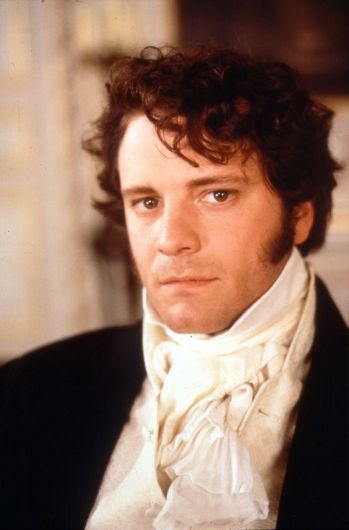 Mr Darcy Pride and Prejudice Colin Firth