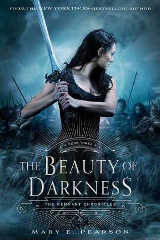 the beauty of darkness mary e pearson book review cover