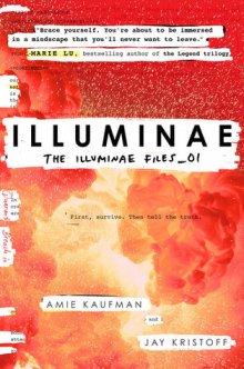 book review Illuminae Amie Kaufman Jay Kristoff
