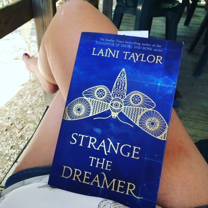 Strange the dreamer laini taylor book review