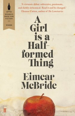 a girl is a half formed thing eimear mcbride