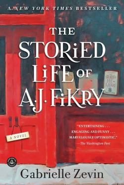 booktubeathon the storied life of aj fikry gabrielle zevin