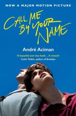call me by your name andré aciman book review